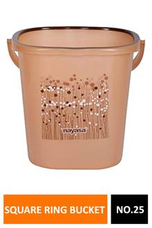 Nayasa Square Ring Bucket No.25
