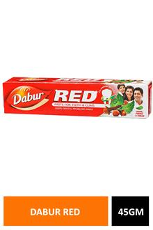 Dabur Red Toothpaste 45gm