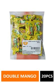 Amber Double Mango 20pcs