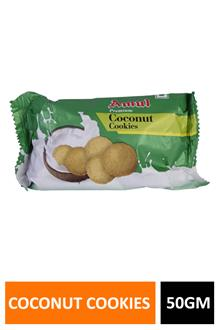 Amul Coconut Cookies 50gm