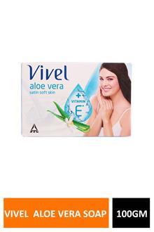 Vivel Aloe Vera Soap 100gm X 3