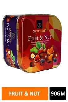 Sp Fruit & Nut Milk Choco 90gm