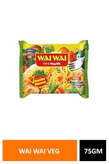 Wai Wai Veg Masala Noodles 75gm