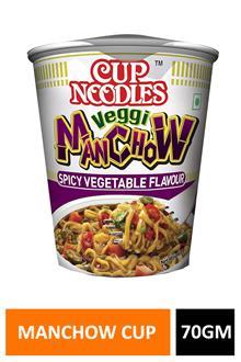 Nissin Cup Manchow Noodles 70gm