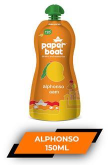 Paper Boat Alphonso Aam 150ml