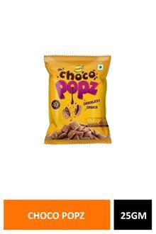 Popz Chocolate Crunch 25gm