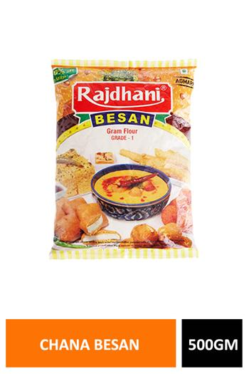 Rajdhani Besan 500gm