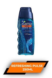 Fiama Men Sg Refreshing Pulse 250 ml