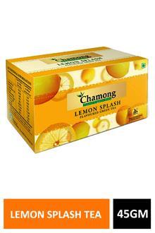Chamong Green Tea Lemon Splash 45gm