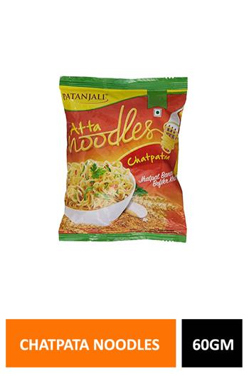 Patanjali Noodles Chatpataa 60gm