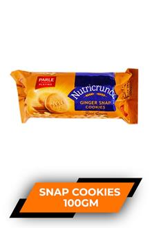 Parle Ginger Snap Cookies 100gm