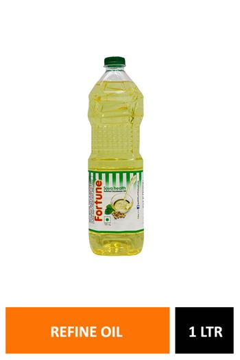 Fortune Soyabeen Oil Pet 1ltr