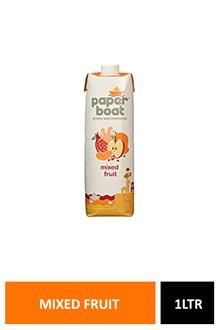 Paper Boat Mixed Fruit 1ltr