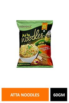 Patanjali Atta Noodles Desi 60gm