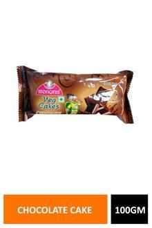 Monginis Chocolate Cake Veg 100gm