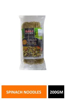 Bali Kitchen Spinach Noodles 200gm