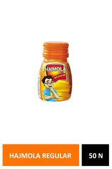 Dabur Hajmola Regular Bottle 50n