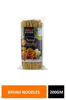 Bali Kitchen Broad Noodles 200gm
