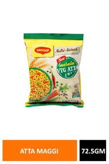 Maggi Veg Atta Noodles 72.5gm