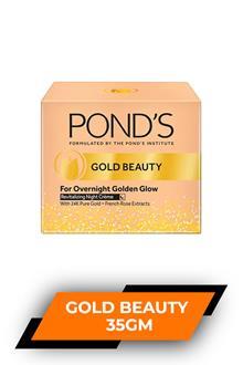 Ponds Gold Beauty 35gm