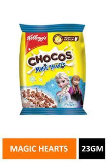 Kelloggs Chocos Magic Hearts 23gm