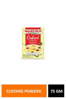 Weikfield Custard Powder Bs 75gm