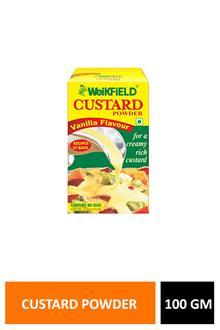 Weikfield Custard Powder Strawberry 75gm