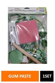 Cake 32pc Gum Paste Flower Making Set