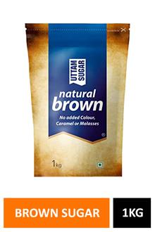 Uttam Natural Brown Sugar 1kg