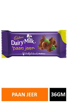 Dairy Milk Paan Jeer 36gm