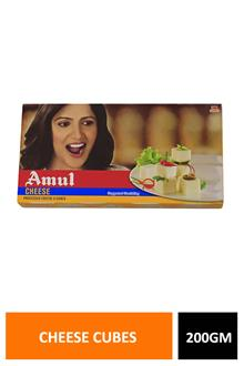 Amul Cheese Cube 200gm