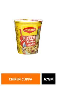 Maggi Chicken Cuppa Noodles 67gm
