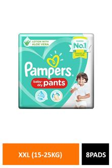 Pampers Xxl8 Pants