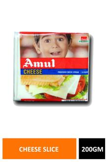 Amul Cheese Slice 200gm