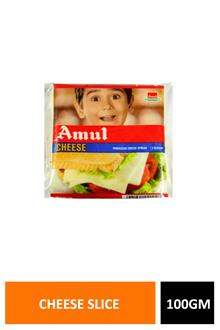 Amul Cheese Slice 100gm
