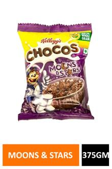 Kelloggs Chocos Moon & Star 375gm