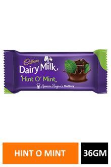 Dairy Milk Hint O Mint 36gm