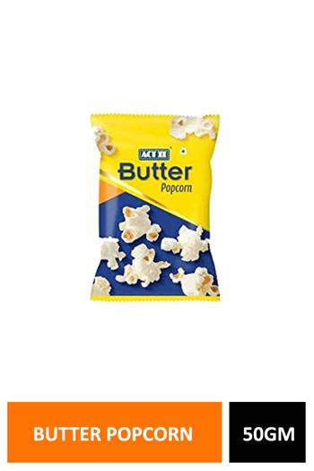 Act Il Butter Popcorn 50gm