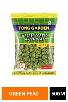 Tg Wasabi Green Peas 50gm