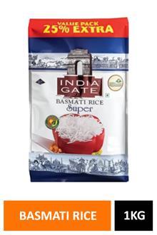 India Gate Super 1kg+250gm