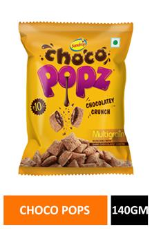 Sundrop Choco Popz 140gm
