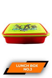 Nayasa Spill Gaurd Lunch Box No.3