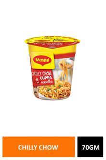 Maggi Cuppa Chilly Chow 70gm