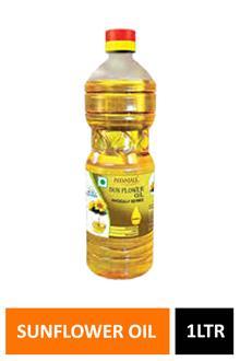 Patanjali Sunflower Oil Pet 1ltr