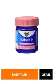Vicks Baby Rub 25ml