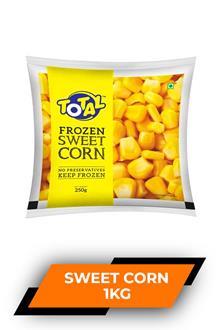 Total Frozen Sweet Corn 1kg