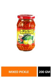 Mothers Mixed Pickle 200 gm