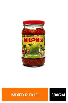 Nilons Mixed Pickle 500gm