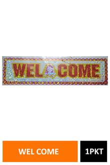 At Welcome Sticker