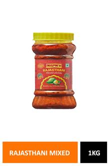 Nilons Rajasthani Mixed Pickle 800gm